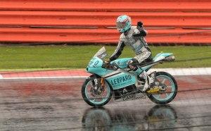Winner Danny Kent