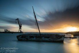 Tipner Shipwreck